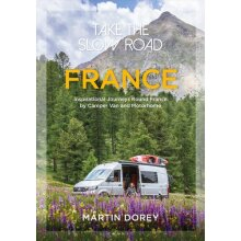Take the Slow Road: France   Paperback