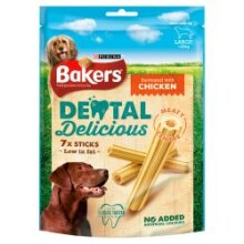 Bakers Dental Delicious Large Chicken - 270g - 658274