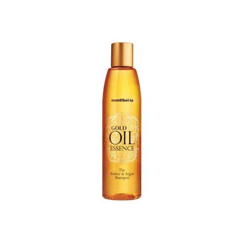 Montibello Gold Oil Essence The Amber and Argan Shampoo - 250ml
