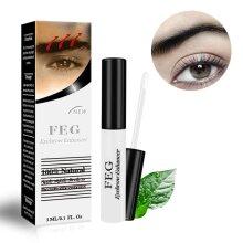 FEG Eyebrow Enhancer Growth Serum For Thicker Brows 100% Natural 3ML