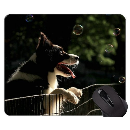 German Shepherds Mouse Pad,Dog Personalized Rectangle Gaming Mouse Pads