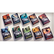 Alex Rider: The 10-Book Collection Set