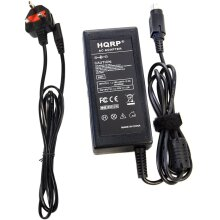 HQRP AC Adapter for Harman Kardon SoundSticks I, II, III, 1, 2, 3 Multimedia Speaker System Sound Sticks Cord 16V 1.5A NU40-2160150-I3 700-0036-001