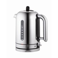 Dualit 72815 Classic Polished Rapid Boil Kettle 1.7L - Extra Quiet!