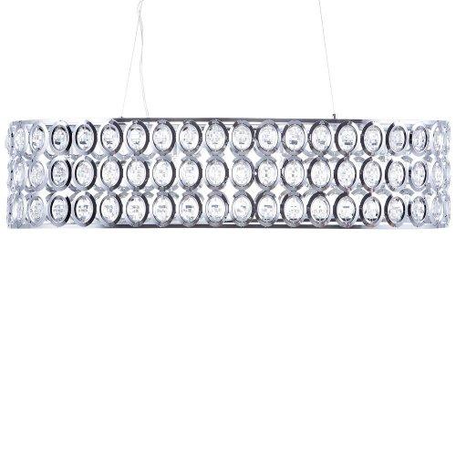 Crystal Oval Pendant Light TENNA