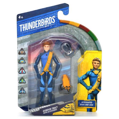Thunderbirds Action Figure - Gordon