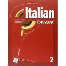 Italian Espresso 2: Textbook + CD 2