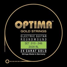 Optima Gold Strings 2028 Regular Light 010/046