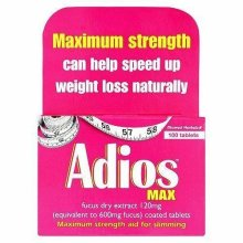 Adios Weight Loss Supplements