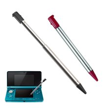 2x Extendable Stylus Touch Drawing Gaming Pens for Original 3DS