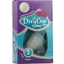 Diva Cup B57575 Diva Cup #2 Post Childbirth  -1x1ea