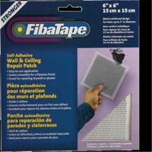 FibaTape FDW6838-U 6 x 6 in. Aluminum Perforated Wall And Ceiling Repair Patch