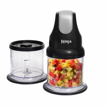 Ninja Professional Stackable Chopper 200W - NJ1002UKBK - Black
