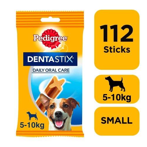 PEDIGREE DentaStix Small Dog Dental Chews 28 Stick (Pack of 4)