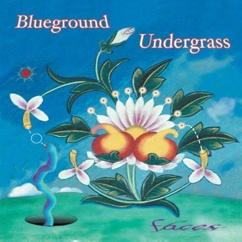 Blueground Undergrass - Faces [CD]