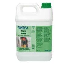 Nikwax Tech Wash Textile Cleaner (5litre)