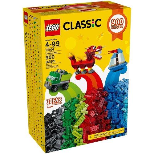 LEGO Classic Creative Box - 10704 | 900pc LEGO Set
