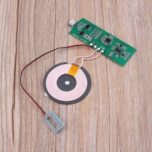 Qi Wireless Charger Pcba Circuit Board With Coil Wireless Charging Diy