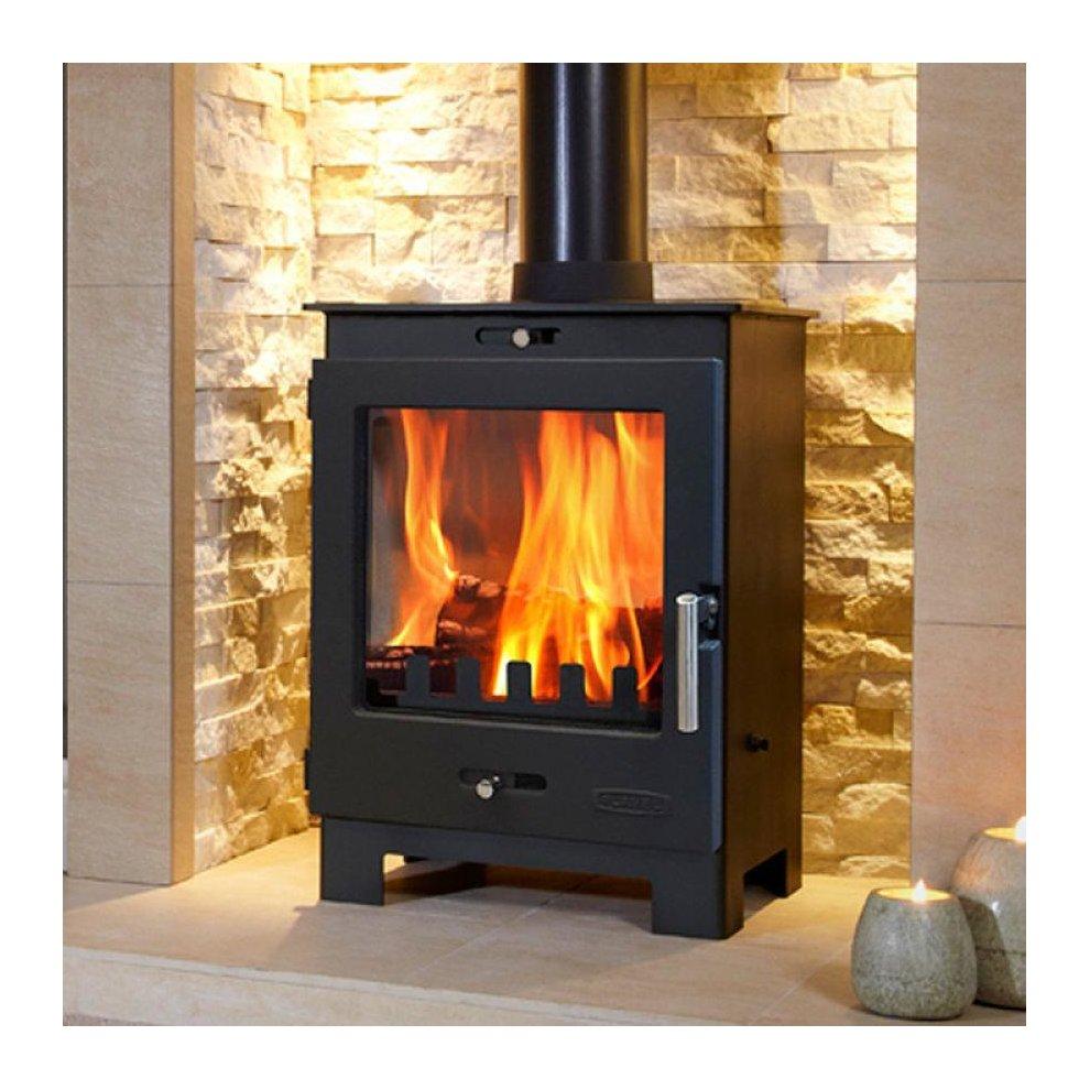 """7m 6/"""" Flexible Multifuel Flue Liner Pack//kit For logburner woodburner Mfue Stove"""