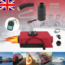 Air diesel Heater LCD Remote 2KW-5KW 12V For Home Lorrys Boats Bus Van