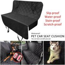 New Waterproof Car Rear Back Seat Cover Pet Dog Cat Protector Travel Hammock Mat