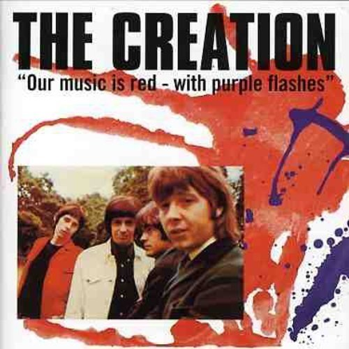 The Creation - Our Music is Red - with Purple Flashes [CD]