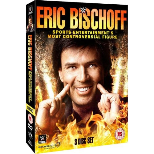 WWE - Eric Bischoff - Sports Entertainments Most Controversial Figure DVD [2016]