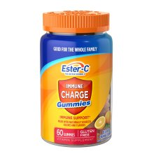 Ester-C Immune Charge Gummies 60 ct