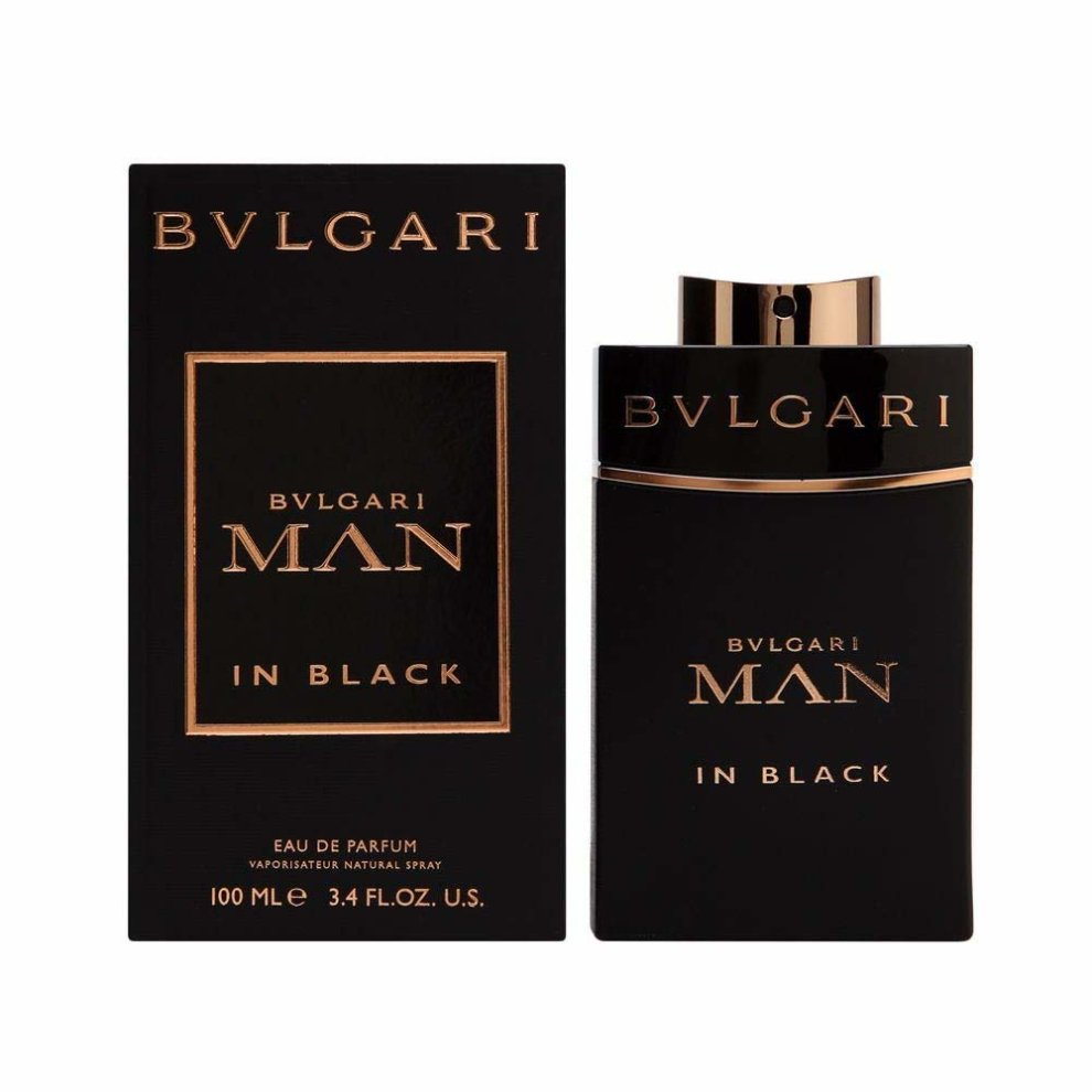 Bvlgari Man In Black for Men EDP 100mL