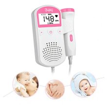 LCD Baby Heart-Beat Monitor - Listen To Your Unborn Baby's Heartbeat