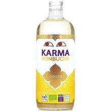 KARMA KARMA kombucha Ginger 1000ml
