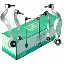 FOR BMW 5 SERIES E60 E61 FRONT SUSPENSION WISHBONE CONTROL ARM ARMS & DROP LINKS