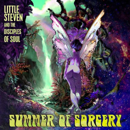 Little Steven The Disciples Soul - Summer Of Sorcery [CD]