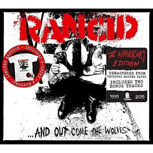 Rancid - ...and out Come the Wolves [CD]
