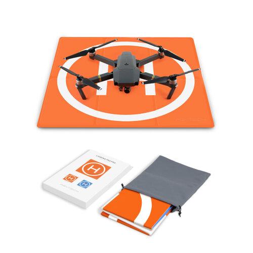 Drone Landing Pad Waterproof PU for DJI Mavic Air/Mavic Pro/Spark
