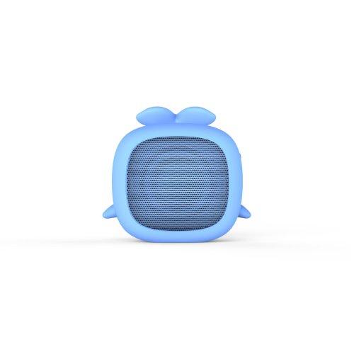 KitSound Boogie Buddy Portable Bluetooth Speaker - Whale/Blue