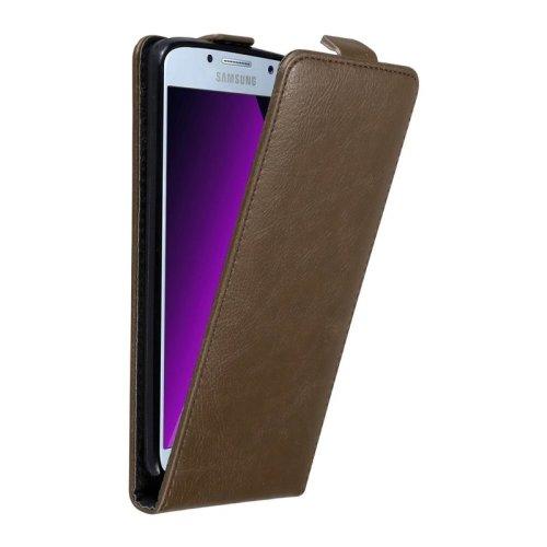 (COFFEE BROWN) Cadorabo Case for Samsung Galaxy A5 2017 case cover