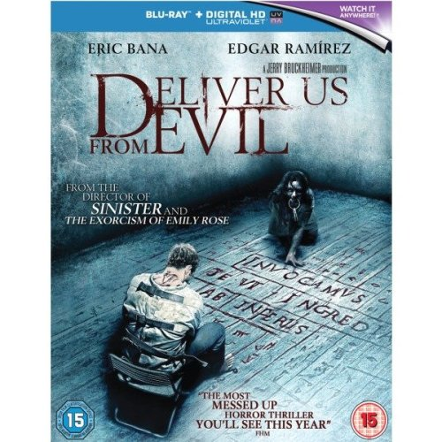 Deliver Us From Evil Blu-Ray [2015]