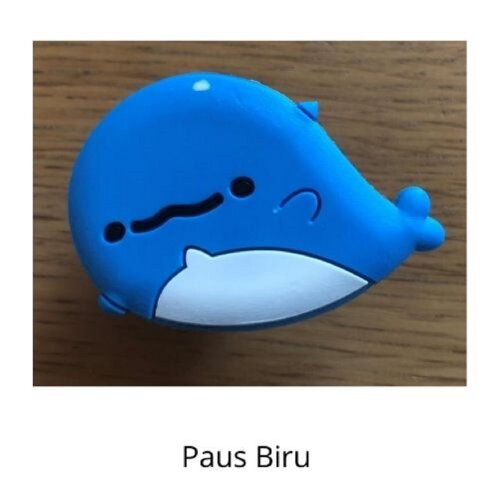 (Paus Biru) mobile phone holder Socket Finger grip Stand UK
