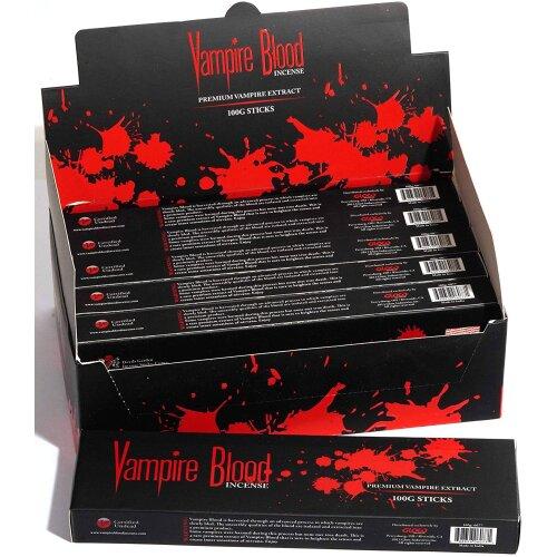 Vampires Blood Incense Stick Devils Garden - 12pack