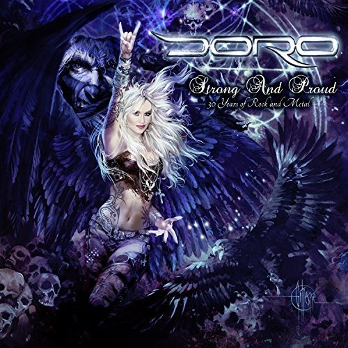 Doro - Strong and Proud - 30 Years of Rock and Metal [CD]