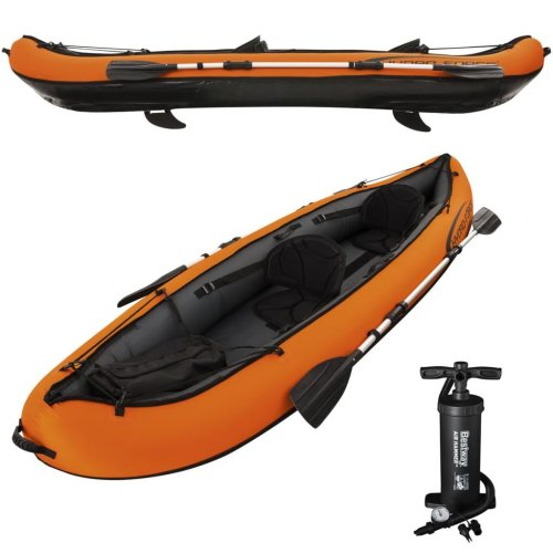 Bestway Hydro-Force Kayak with Oars and Pump 65052