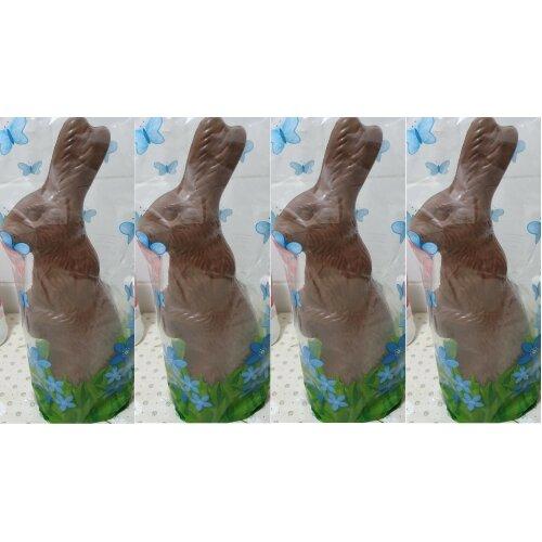 Easter Milk Chocolate Rabbit Figure Large Size 4x 440g Children's Present Gift