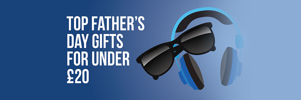 Top Father's Day Gifts for Under £20