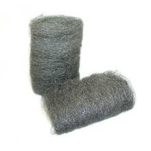 Bulk Hardware BH04381 3 x 20 g ASW13 Steel Wool No. 3 Grade - Coarse