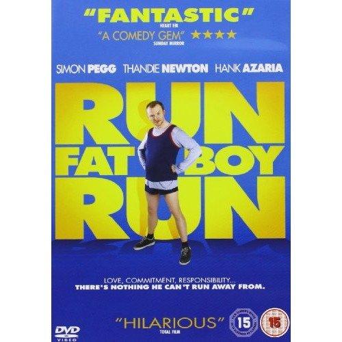 Run Fat Boy Run DVD [2008]