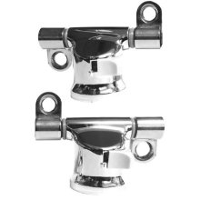 Roca Senso and Giralda Removable Easy Release Toilet Seat Hinges (Pair) AI002100R