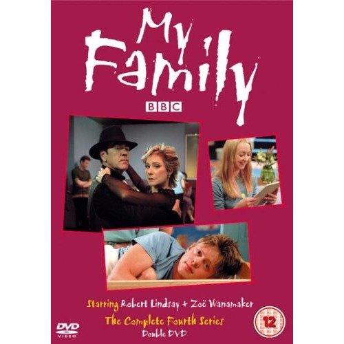 My Family - Series 4 [dvd]