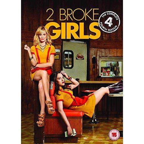 2 Broke Girls Season 4 DVD [2015]