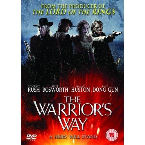 The Warriors Way DVD [2011]